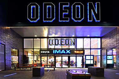 ODEON AND UCI CINEMAS GROUP