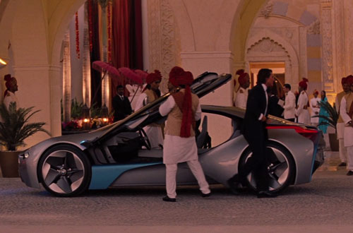BMW x MISSION: IMPOSSIBLE - GHOST PROTOCOL